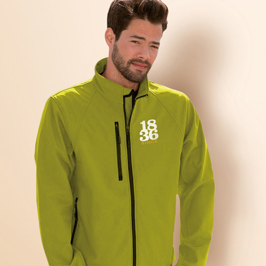SOFT SHELL JACKET - uomo