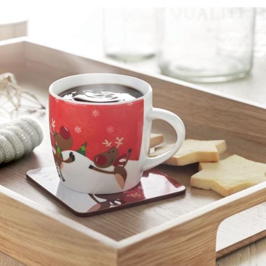 Ren mug regali natalizi personalizzati regalistica for Regali per ufficio