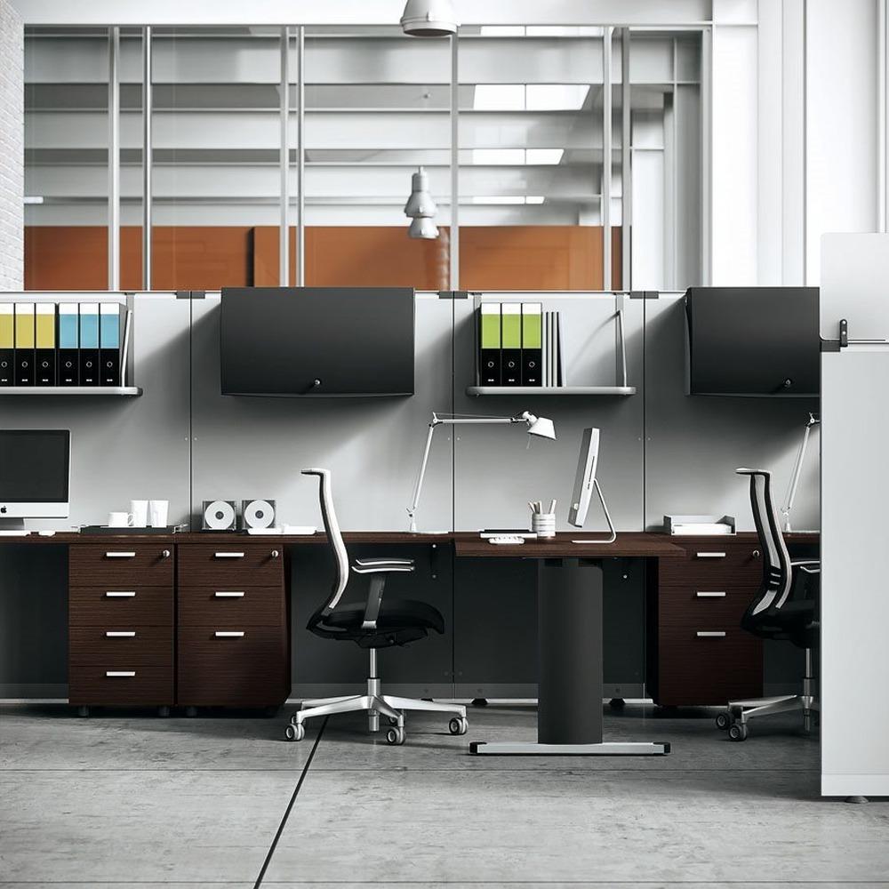 Moduli divisori separatori ambienti pareti divisorie for Divisori per ufficio